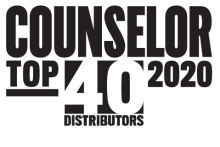 Counselor Top 40 Logo