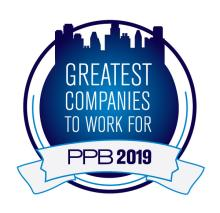 2019 Greatest Companies To Work For